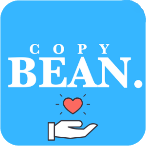 Copy Bean Logo