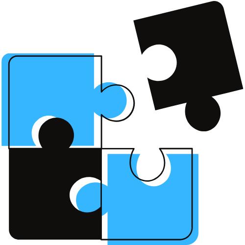 CopyBean Puzzle Icon