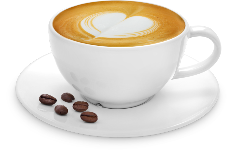 CopyBean Cappuccino Cup