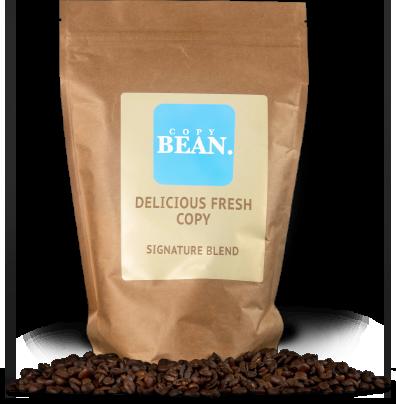 CopyBean Signature Blend Coffee Bag