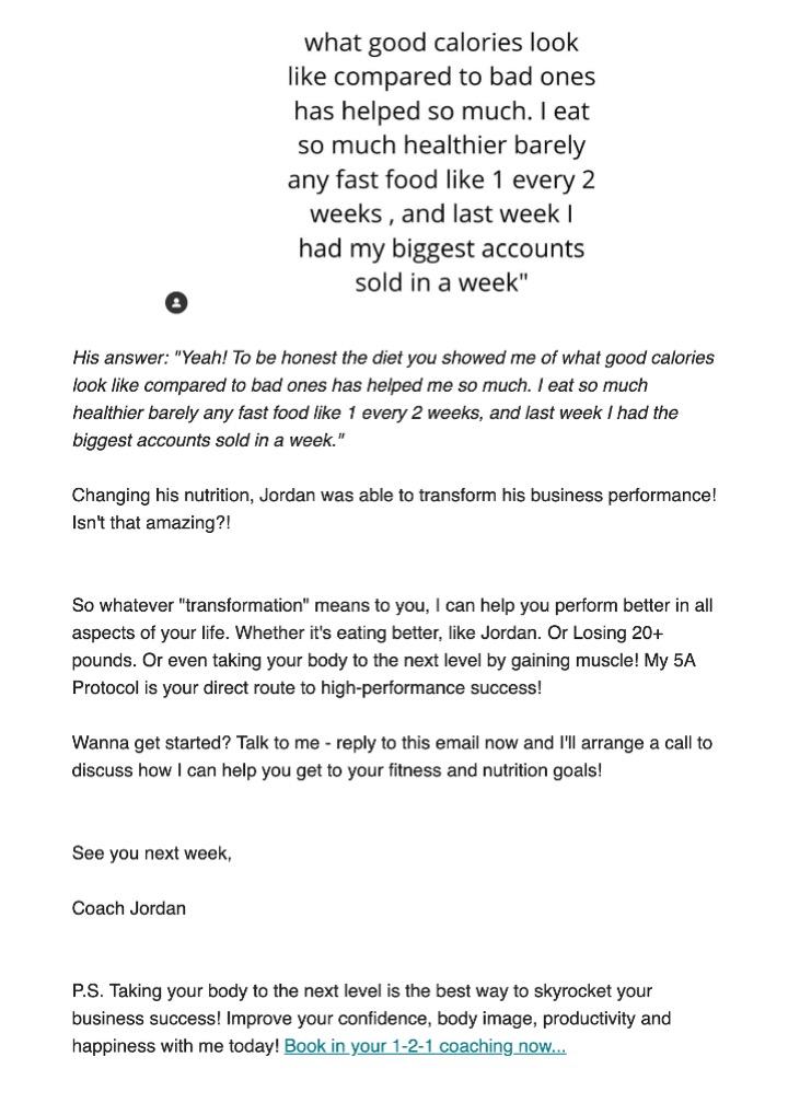 JTTraining Email Newsletter Image 4