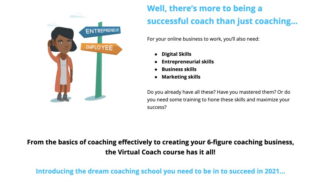 Virtual Coach Affiliate LP Image 4