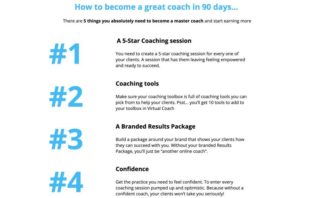 Virtual Coach Affiliate LP Image 7