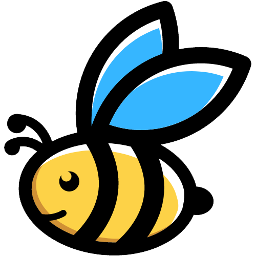 CB Busy Bee Icon
