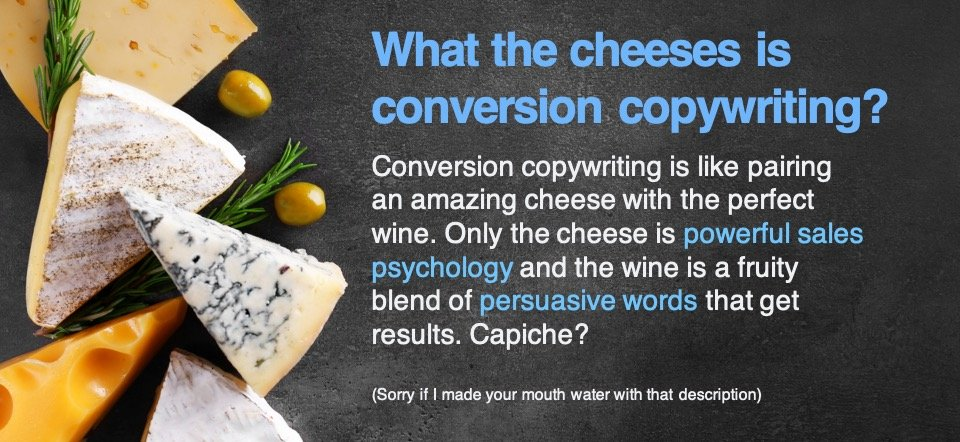 What is Conversion Copywriting?